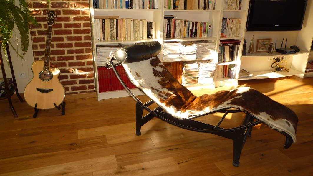 Chaise longue le Corbusier LC 4