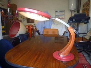LAMPE FASE ANNEES 50