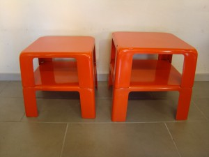 Tables gigognes Mario Bellini