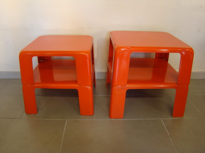 tables gigognes mario bellini l 39 atelier 50 boutique. Black Bedroom Furniture Sets. Home Design Ideas