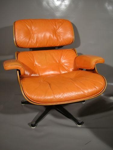 Fauteuil lounge chair eames l 39 atelier 50 boutique vintage achat et - Fauteuil eames lounge ...