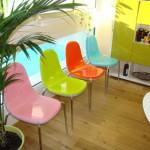 Chaises design Karim Rashid