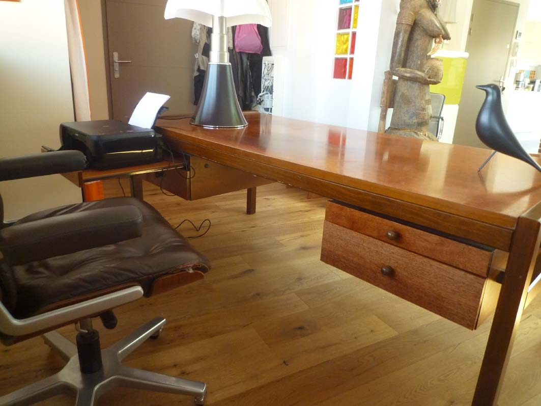 bureau de direction ann es 70 l 39 atelier 50 boutique. Black Bedroom Furniture Sets. Home Design Ideas