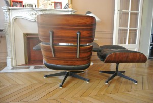 Fauteuil lounge chair Eames/Herman Miller