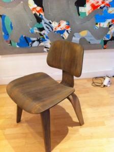 Suite de 4 chaises Eames pour Herman Miller