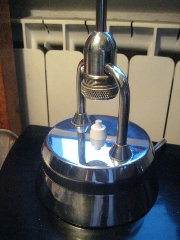 Lampe Jumo Design Charlotte Perriand L Atelier 50