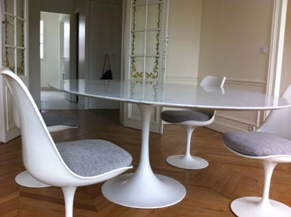 Table Ovale Saarinen Occasion. Latest Delightful Table Basse ...