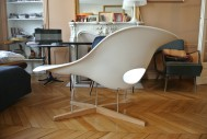 La Chaise de Charles Eames pour Vitra