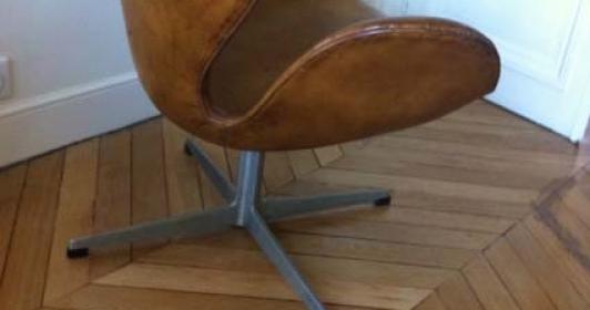 Fauteuil Swan d'Arne Jacobsen