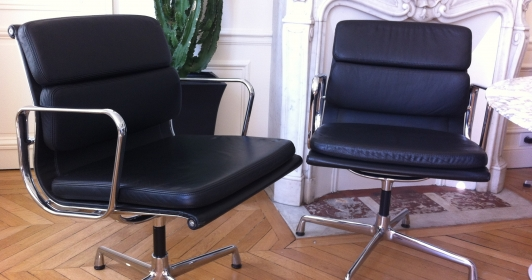 Mobilier vintage l 39 atelier 50 boutique vintage achat et vente mobil - Fauteuil charles eames occasion ...