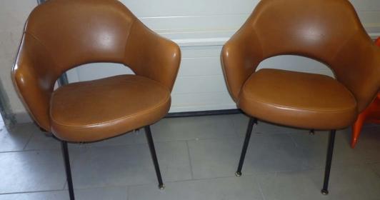 fauteuil Conférence Eero Saarinen