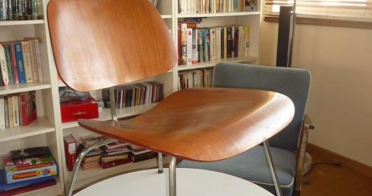 Chaise LCM de Eames- Edition Evans