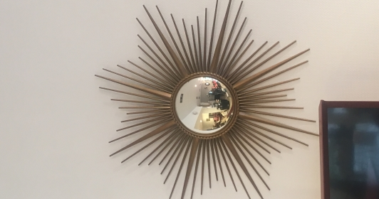 Miroir de Chaty Vallauris