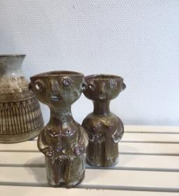 Céramique Couple de Pouchain
