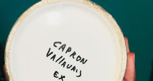 Vases de Roger Capron