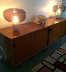 Enfilade sideboard Florence Knoll édition Knoll