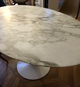 Table Saarinen 2m44 édition KNOLL