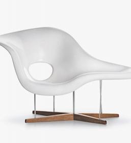 La chaise Eames Edition Vitra