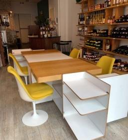 Table console/bureau modèle Lara de Roberto Pamio