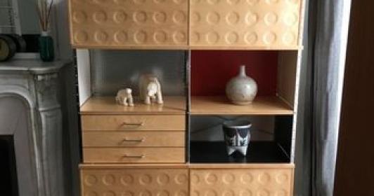 Bibliothèque ESU de Charles Eames pour Vitra
