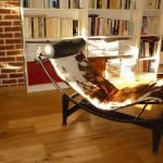 Chaise longue le Corbusier LC 4