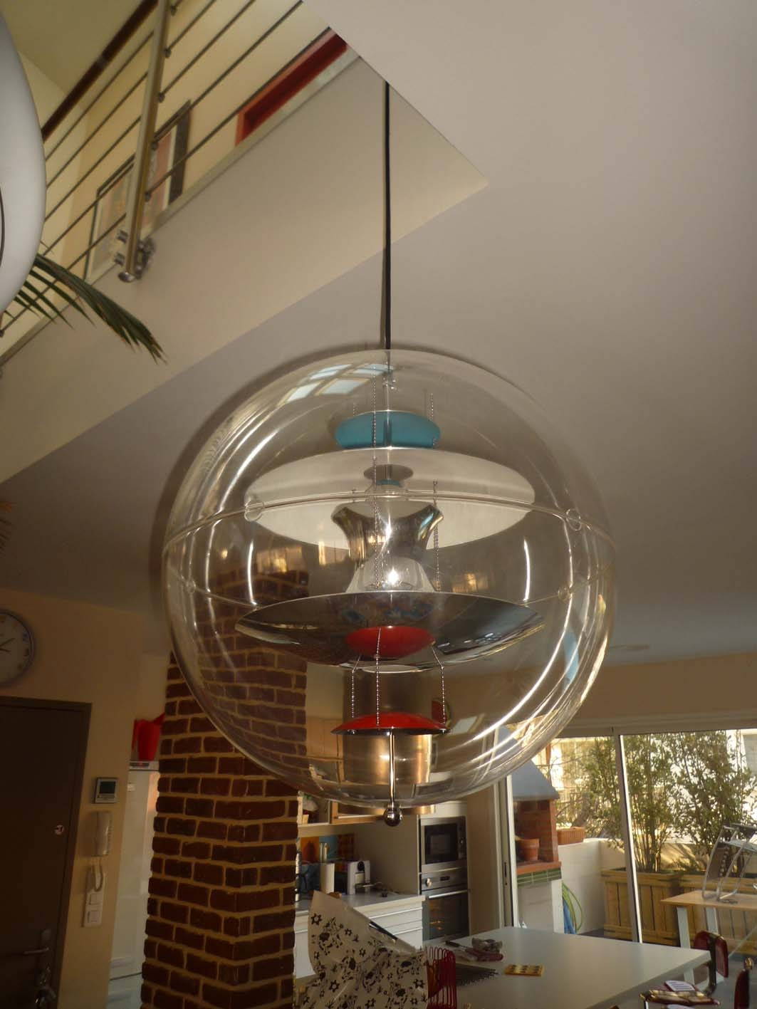 Lampe VP Globe 1970