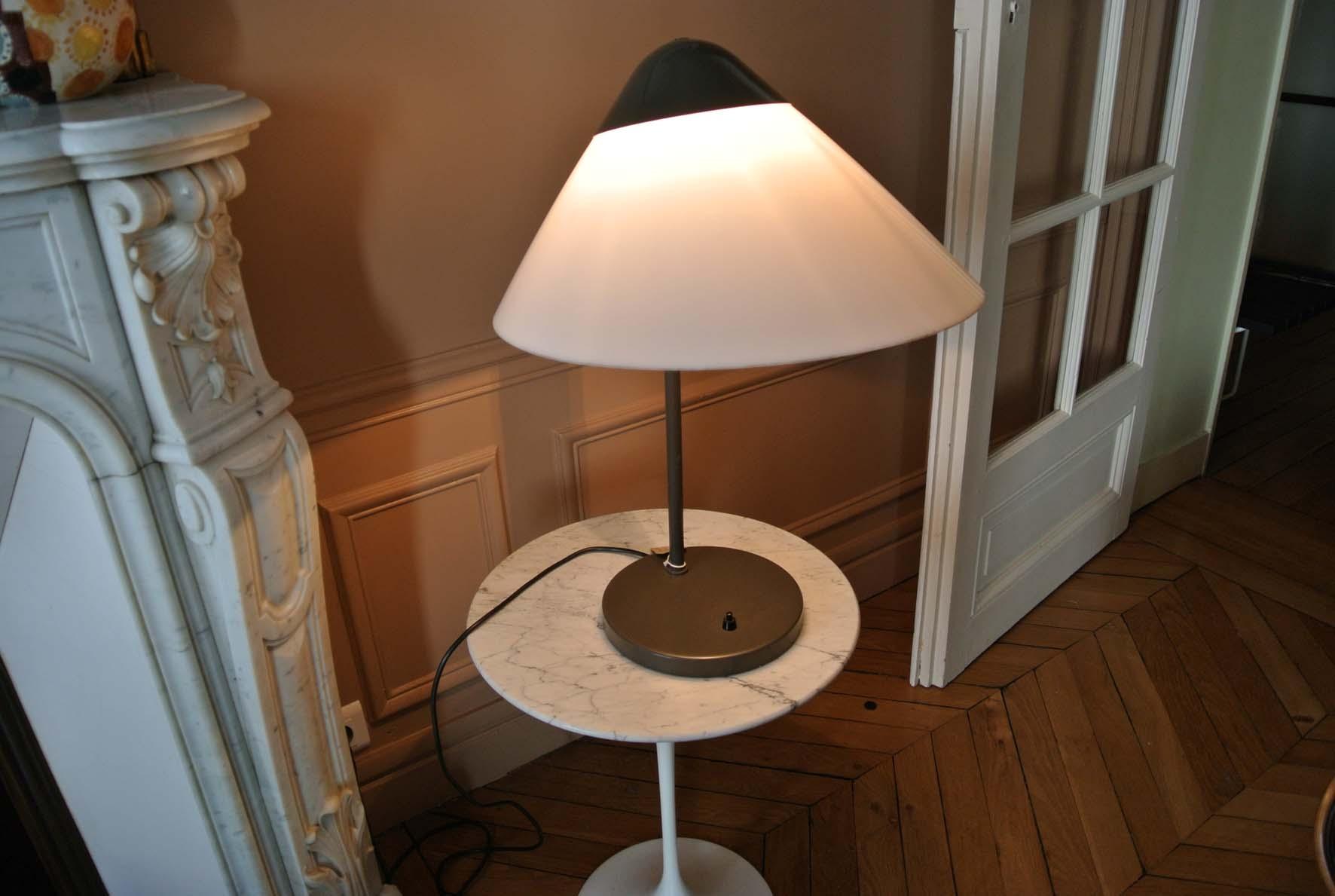 Frisk Lampe de Hans J. Wegner Opala 1970 - L'Atelier 50 - Boutique GH-54