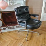 Fauteuil Lobby chair Charles Eames