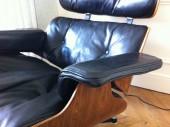 Fauteuil lounge chair Eames édition Herman Miller