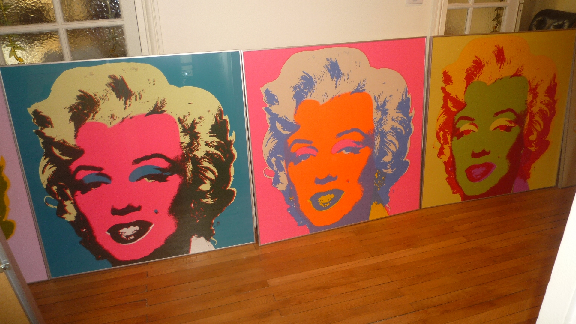 10 S 233 Rigraphies Andy Warhol Marilyn Monroe L Atelier 50
